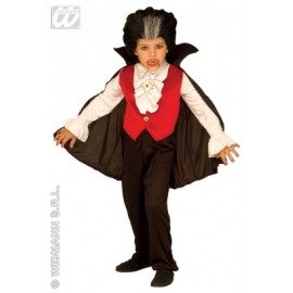 Costum contele dracula - marimea 128 cm