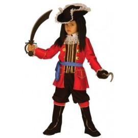 Costum capitan pirat - marimea 140 cm