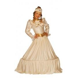 Costum printesa anastasia - marimea 128 cm