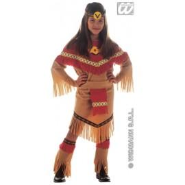 Costum indianca - marimea 158 cm
