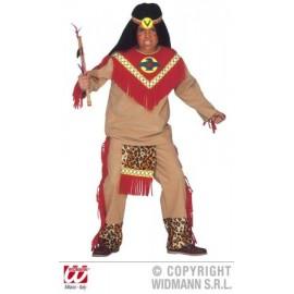 Costum indian - marimea 128 cm