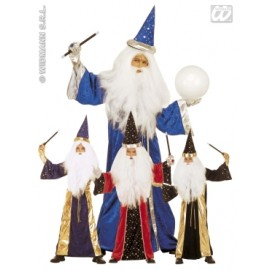 Costum vrajitor - marimea 128 cm