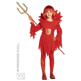 Costum Diavolita - Marimea 158 Cm