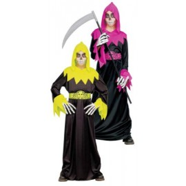 Costum schelet luptator - marimea 128 cm