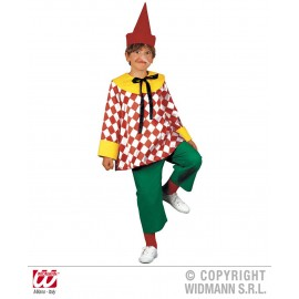 Costum pinochio - marimea 128 cm