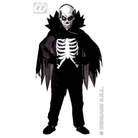 Costum schelet infricosator - marimea 128 cm
