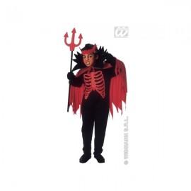 Costum dracusor infricosator - marimea 128 cm