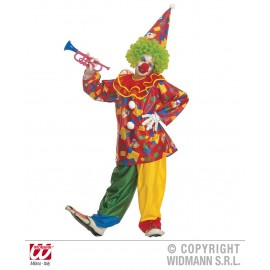 Costum clown - marimea 128 cm