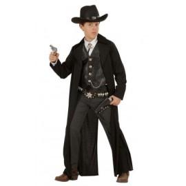 Costum cowboy - marimea 158 cm