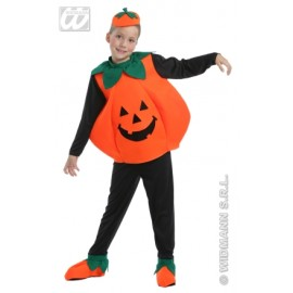 Costum dovleac - marimea 140 cm