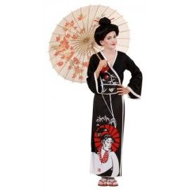 Costum geisha - marimea 140 cm