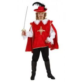 Costum Muschetar - Marimea 128 Cm