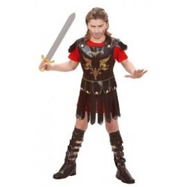 Costum gladiator - marimea 140 cm