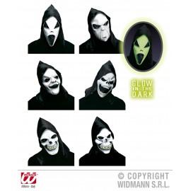 Masca Fantoma Fosforescenta