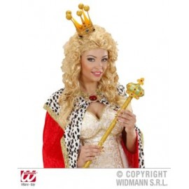 Coroana mini glitter