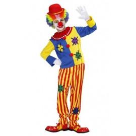 Costum clown - marimea 140 cm