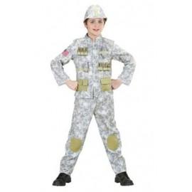 Costum Soldat - Marimea 128 Cm