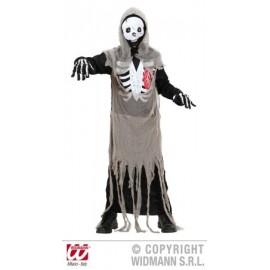 Costum Schelet Zombie marimea 140 cm