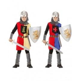 Costum Luptator Medieval - Marimea 128 Cm