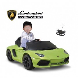 Masinuta electrica 6 V Lamborghini Aventador
