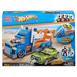 Mega Bloks - evadarea agentului urban Hot Wheels