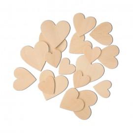 Inimioare din lemn