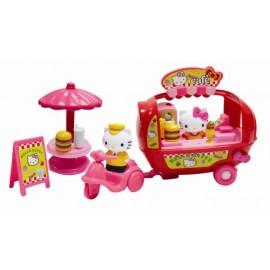 Hello Kitty Cafenea Pe Roti