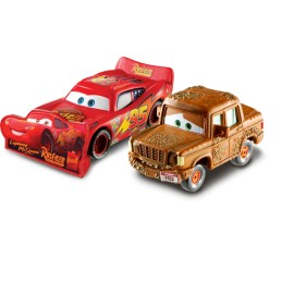 Disney Cars 2 - Lightning McQueen si Fred