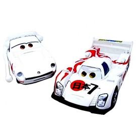 Disney Cars 2 - Shu Todoroki si Mach Matsuo