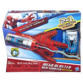 Manusa lansator panza uriasa Spiderman - Hasbro