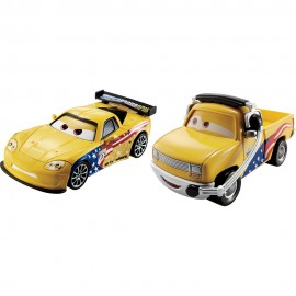 Disney Cars 2 - Jeff Gorvette Si John Lassetire