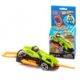 Mega Bloks - Masina de curse cu lansator