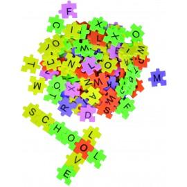 Litere puzzle din spuma