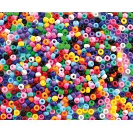 Margele din plastic culori de baza