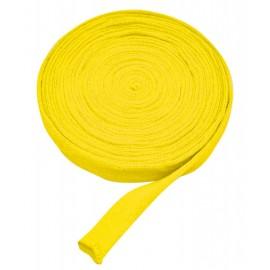 Tricot cilindric galben