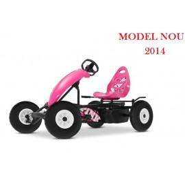 Kart BERG Compact Pink