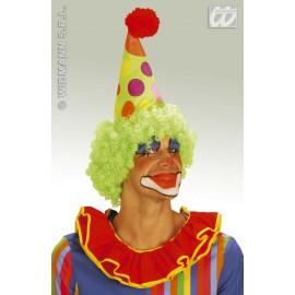 Palarii de clown cu par carliontat