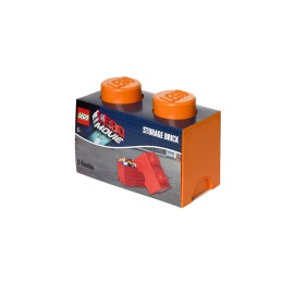 Cutie depozitare LEGO Movie1x2 portocaliu