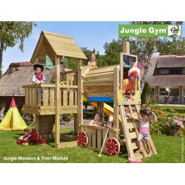 Modul tren - JungleGym