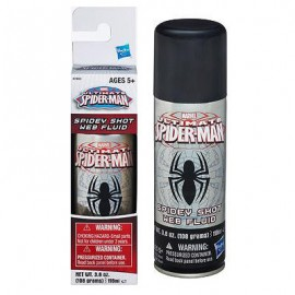 Spray Lansator Panza Spiderman - Hasbro