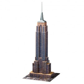 Puzzle 3d empire state building 216 piese