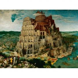 Puzzle bruegel the elder - turnul babel 5000 piese