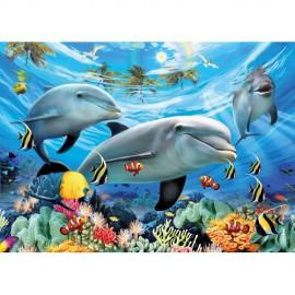 Puzzle delfini 300 piese