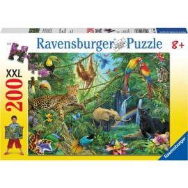 Puzzle jungla 200 piese