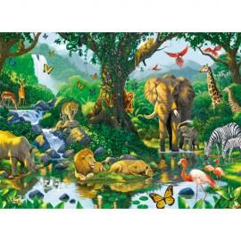 Puzzle jungla 500 piese