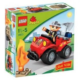 Lego Duplo - Pompier