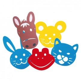 Set creatie masti Animalute