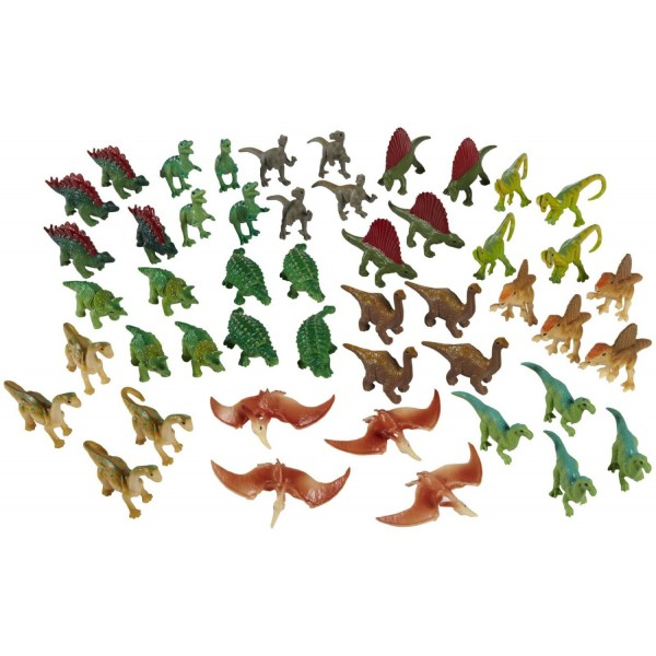 Mini figurine Dinozauri Safari