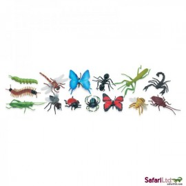 Mini figurine Insecte Safari