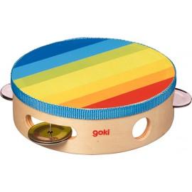 Tamburina cu talgere